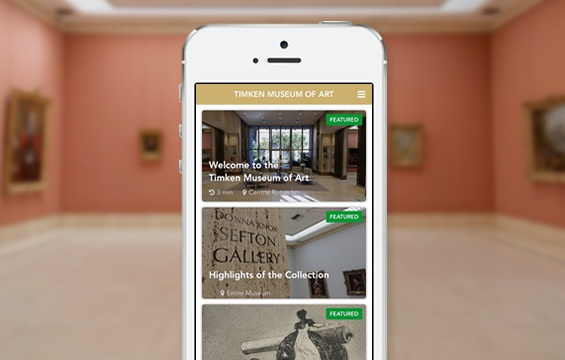 Timken Museum of Art Enhances Visitor Experience by Launching Redesigned Website and Mobile App