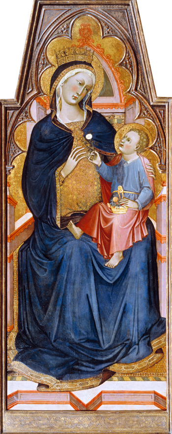 Thumbnail of 'Madonna and Child'