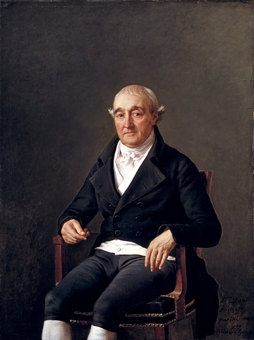 Full view of Portrait of Cooper Penrose