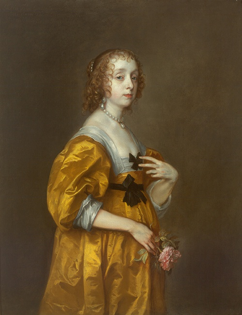 Full view of Mary Villiers, Lady Herbert of Shurland