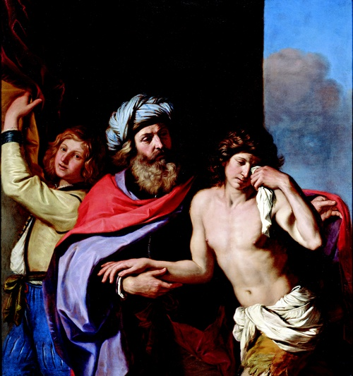 Full view of The Return of the Prodigal Son