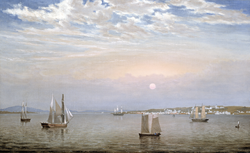 "Free Guest Lecture: ""Ships, Sea, Waves and Wind - Marine Paintings at the Timken"""