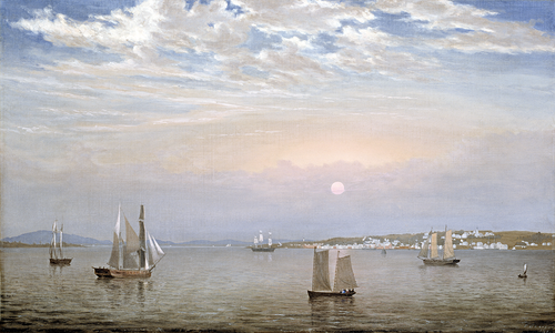 "Image for Free Guest Lecture: ""Ships, Sea, Waves and Wind - Marine Paintings at the Timken"""