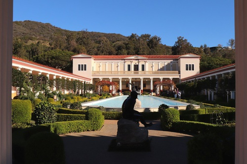 Image for Timken Travel Day: Getty Villa