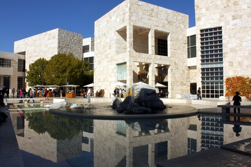 Image for TIMKEN TRAVEL DAY: J. PAUL GETTY MUSEUM
