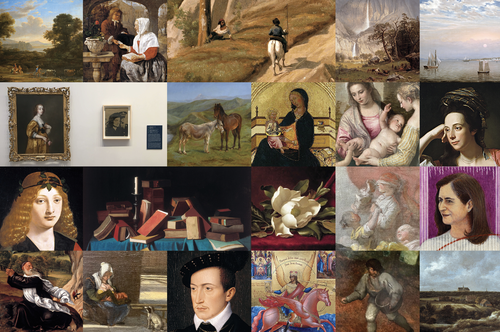 Image for Virtual Tour: Highlights of the Collection