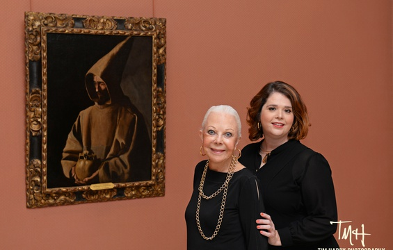 San Diego's Newest Power Couple to Chair Timken Museum of Art's 'Orange & Black Ball