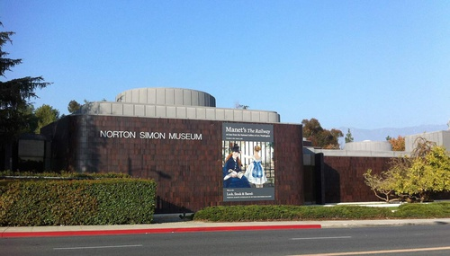 Image for TIMKEN TRAVEL DAY: Pasadena & Norton Simon Museum