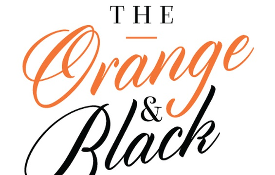 Orange & Black Ball: A Timken Halloween Fantasy