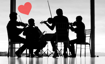 Music & Masters: Love is in the air… an evening for Romantics