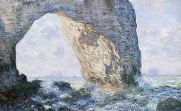 "ART IN THE EVENING: ""Claude Monet: Endearing Myths about the Arch-Impressionist"""