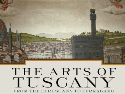 Image for FREE GUEST LECTURE: The Arts of Tuscany from the Etruscans to Ferragamo