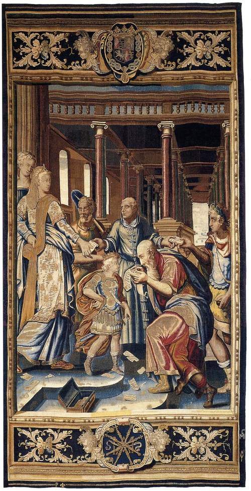 "Image for Lecture: ""The Art of Tapestry"""