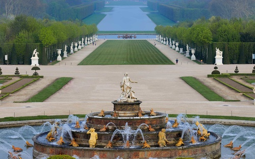 Image for Guest Lecture: The Gardens of Versailles and their Sumptuous Sculptural Decoration