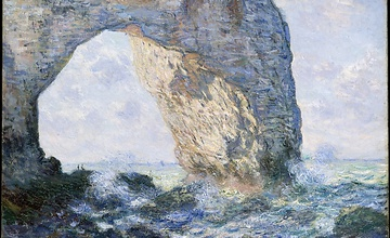 "FREE: Guest Lecture: ""Monet and the Normandy Coast"""