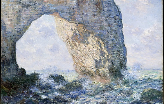 Monet's Étretat: Destination & Motif